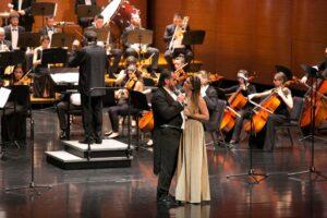 Dal 6 Aprile al 30 Maggio 2019 Tournée di 33 concerti in Cina con Soli e Orchestra Filarmonica della Sicilia. Tour Manager e Direttore Artistico Nuccio Anselmo.