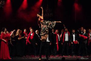 Sicilia Classica Festival, La Traviata, all'Anfiteatro villa al mare di terrasini nel 2019